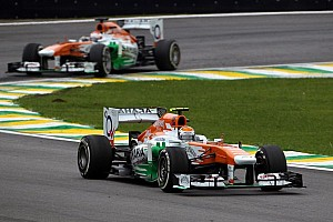 Formula 1 Breaking news Sutil calls orange Force India 'a carrot'