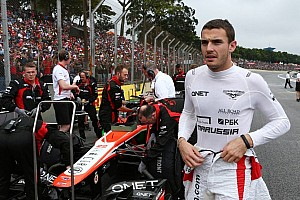 Formula 1 Breaking news Jules Bianchi voted Rookie of the Year