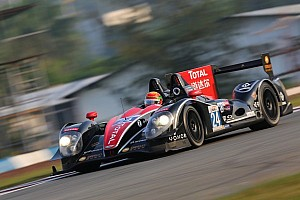 Asian Le Mans Interview Asian LMS Interview: TOTAL's Patrice Devemy