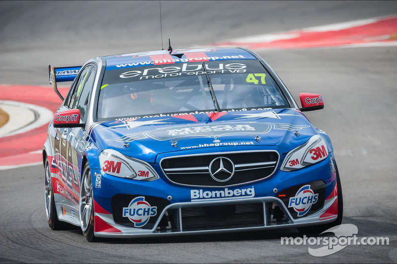 Erebus to run special livery in support of NSW RFS at Sydney 500