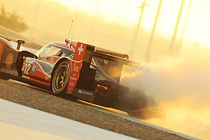 WEC Race report Early end for REBELLION  Racing in WEC funals at Bahrain
