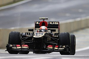 Formula 1 Breaking news Lotus asks for delay of first 2014 test