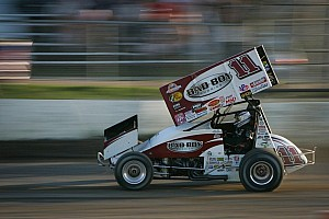 World of Outlaws Breaking news Kinser to make final run at 21st World of Outlaws crown in 'Salute to the King' campaign