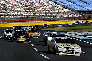 NASCAR Cup Analysis Test session helping NASCAR find answers