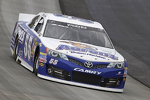 NASCAR Cup Breaking news Billy Scott will serve as Brian Vickers' crew chief