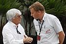 Ecclestone wants three 'double points' races
