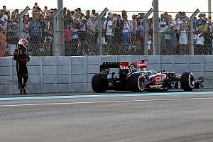 Formula 1 Special feature Top 20 moments of 2013, #9: Kimi Raikkonen's drama filled season
