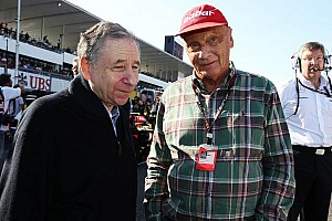 Formula 1 Breaking news Todt, Lauda support 'double points' rule