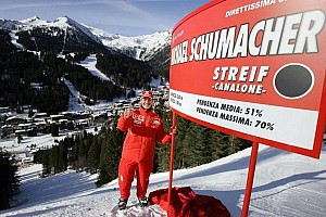 Formula 1 Breaking news World waiting for next Schumacher news on Tuesday
