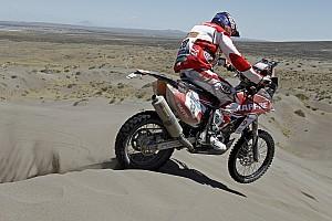 Dakar Stage report A massive catch-up
