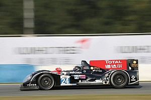 Asian Le Mans Breaking news OAK Racing has new partners in the 2014 Asian Le Mans Series