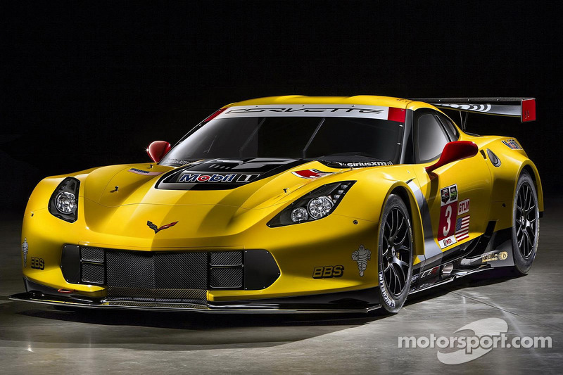 New Corvette C7.R shares tech with new Z06
