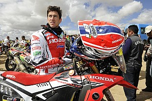 Dakar Stage report Second place for Barreda in the dunes of Iquique