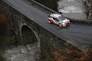 WRC Leg report Both Citroën crews reach Monaco among the leaders