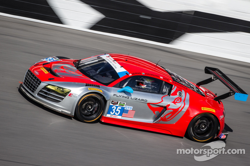 V10 safety car for 24 Hours of Daytona