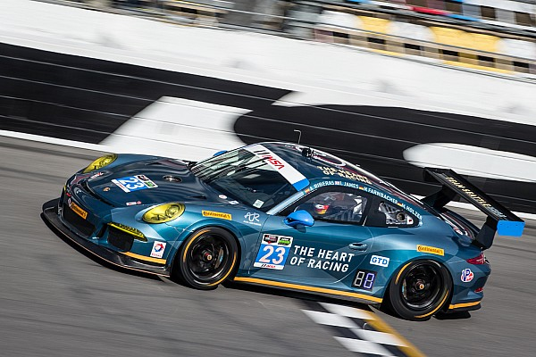 Team Seattle -The Heart of Racing finished 15th in GTD at Rolex 24