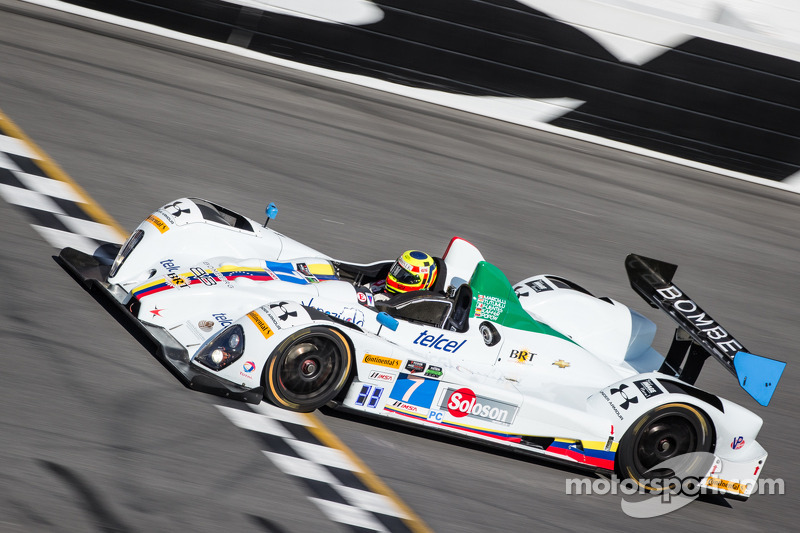Isaac Tutumlu is left at the gates of the win in Daytona
