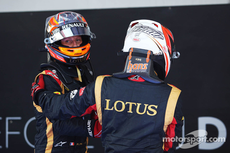 Grosjean not tipping winner of Alonso-Raikkonen battle