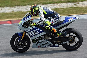 MotoGP Testing report Yamaha Racing testing continues on day two in Sepang