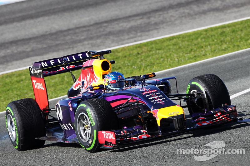 Red Bull problems 'nothing major' - Horner