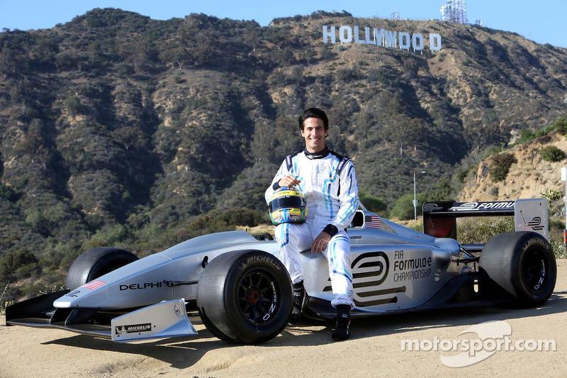 ABT Sportsline unveils Formula E driver line-up with Lucas Di Grassi and Daniel Abt