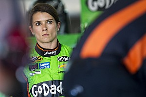 NASCAR Cup Breaking news Danica Patrick not miffed by Petty comments