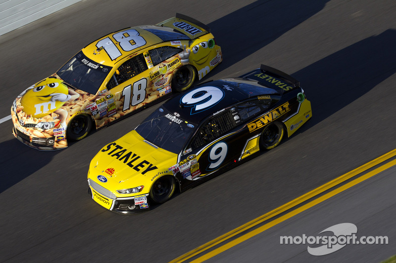 Ford driver quotes from the Daytona Unlimited