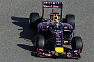 Red Bull Racing continue to struggle during pre-season testing