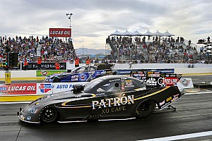 NHRA Race report DeJoria, Brown gives Toyota a Nitro sweep at Phoenix