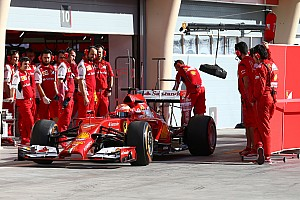 Formula 1 Breaking news F1 fixes taking 'four times longer' in 2014