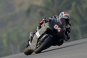MotoGP Testing report Development work continues for the Ducati Team on day 2 of testing at Sepang