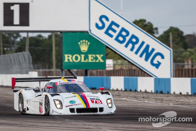 Honda Performance Development joins DP ranks - Race debut takes place at Sebring