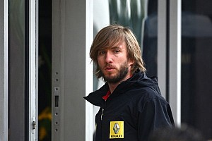 Formula 1 Breaking news Heidfeld not happy F1 keeps putting on weight