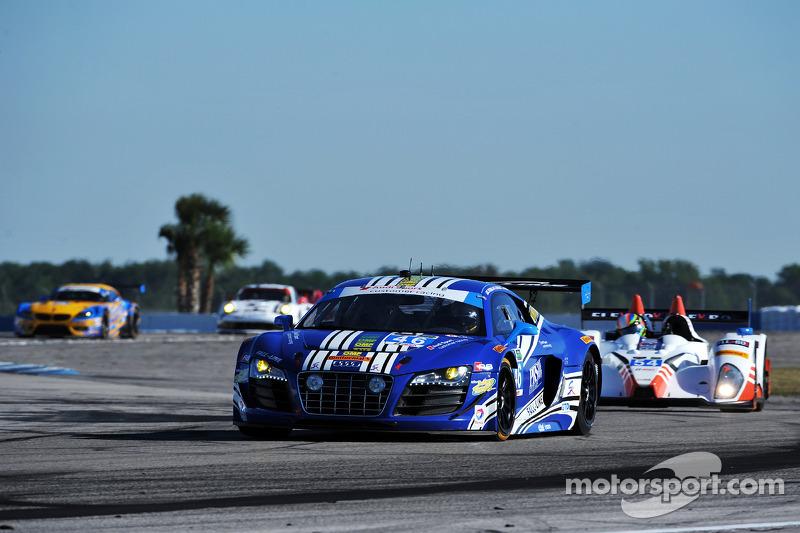 Fall-Line Motorsports looking to bounce back after Daytona heartbreak in GTD