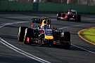 Renault Sport F1 after Australian Grand Prix practice
