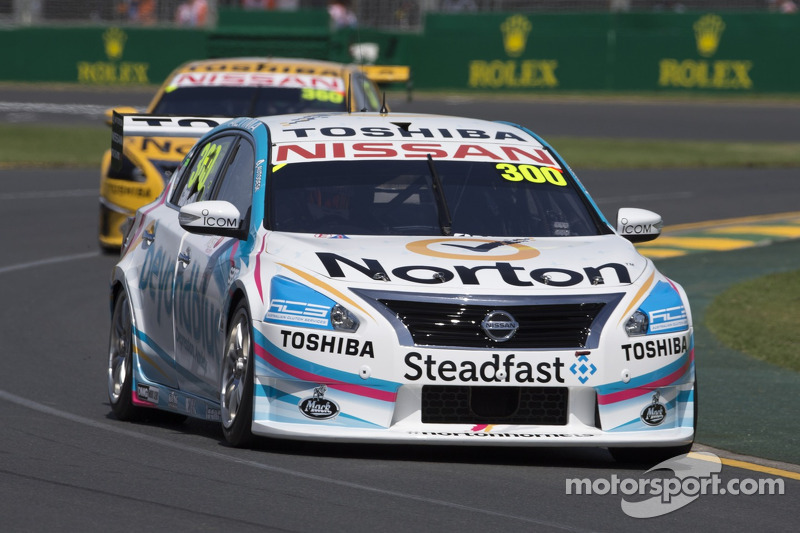 Michael Caruso to start fifth in Albert Park V8 finale