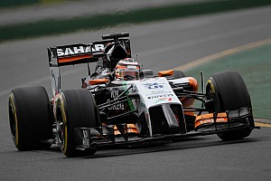 Formula 1 Race report First points for Force India after Australian GP