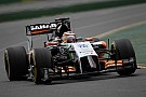 First points for Force India after Australian GP