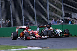 Formula 1 Race report Points but problems too for Scuderia Ferrari at Albert Park
