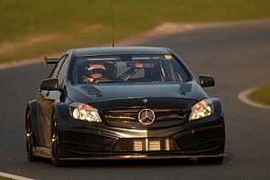 BTCC Testing report Adam Morgan happy with Donington test