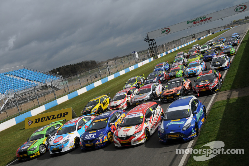 BTCC: Series set for record breaking year following official unveiling