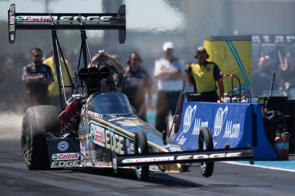 Top Fuel's Brittany Force ready to speed onto win column during NHRA Nationals at Vegas