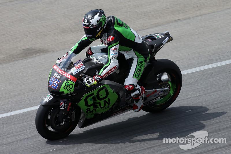Scott all set for MotoGP race debut in Qatar