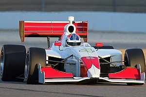 Indy Lights Preview Baron excited to start 2014 Indy Lights season on streets of St. Petersburg