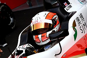 GP3 Testing report Alex Lynn quickest on Day 2 of testing
