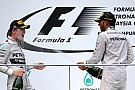 1-2 finish for Lewis and Nico at Sepang