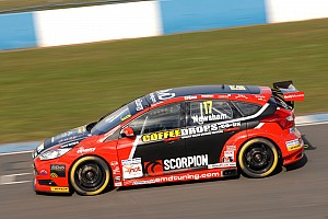 BTCC Race report Dave Newsham debut with the team scoring points at Brands Hatch
