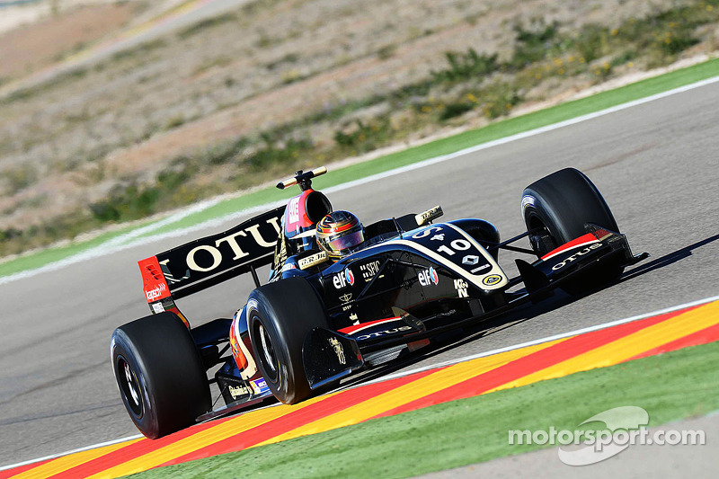 Lotus F1 announces junior team line-up