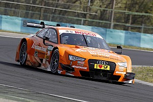DTM Testing report New Audi RS 5 DTM quick out of the box