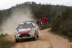 WRC Race report Podium plus for Mads Østberg in Portugal